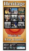 Heritage Edition 2013: Music in Clay County