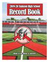 YHS Record Book 2019